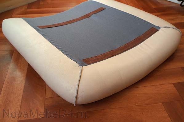 Сидушка для дивана своими руками 158