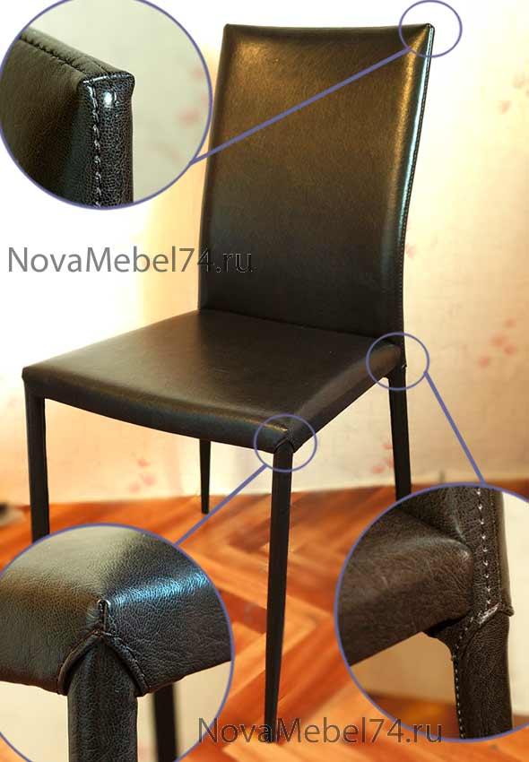 Обить стулья своими руками чем
