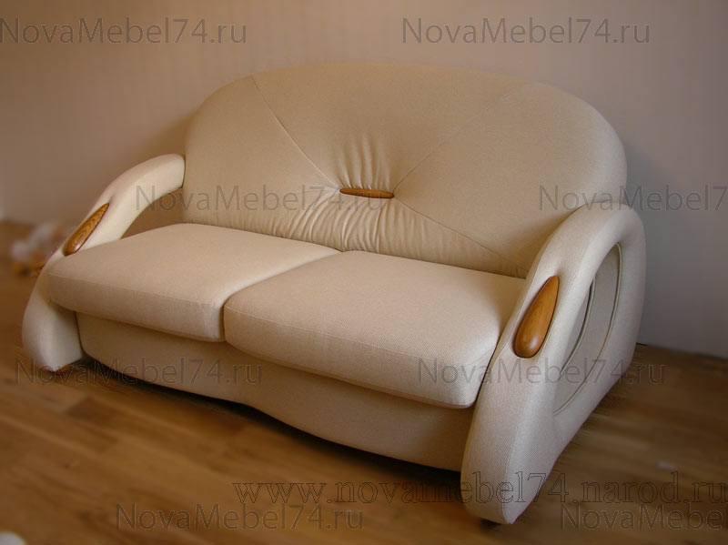 Как сделать подлокотник к дивану